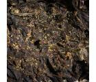 "Хэй Ча ""Хэ Сян Фу Цзинь Хуа"" (Золотые цветы с лотосом), Аньхуа, 2015 г."