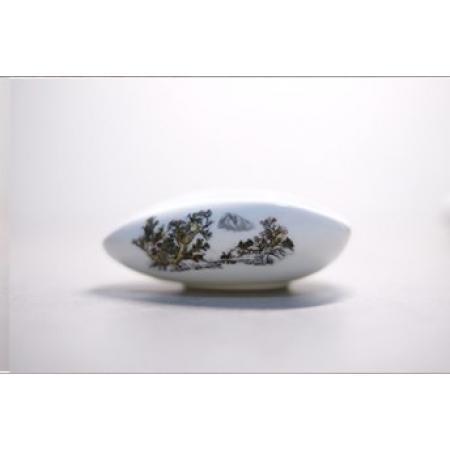 """Чахэ """"Коробочка для знакомства с чаем"""" с рисунком Пейзаж № 1"""