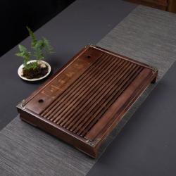 Чабань (чайный столик, чайная доска) Дерево 38*28*6 см № 1909