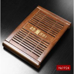 Чабань (чайный столик, чайная доска) Дерево 43*28*5 см №1924