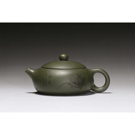 Чайник №1647, исинская глина, 200 мл