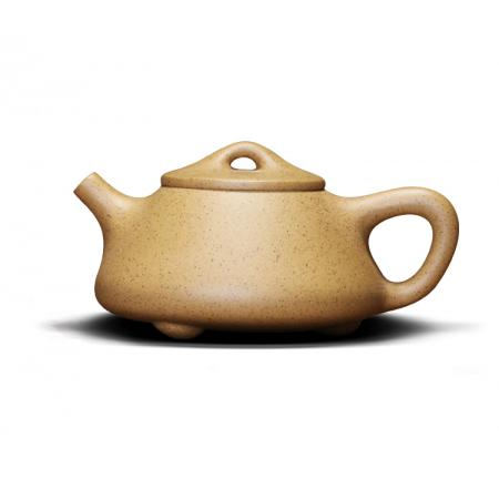 Чайник №1654, исинская глина, 150 мл