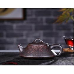 Чайник №1658  Shi Piao Old Duan Ni Clay с высоким обжигом , 140 мл