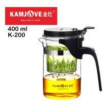 Заварочный чайник с кнопкой Типод (типот, изипот) Kamjove K-200 400 мл