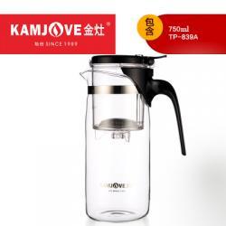 Заварочный чайник с кнопкой Типод (типот, изипот)  Kamjove TP-839A 750 мл