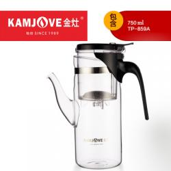 Заварочный чайник с кнопкой Типод (типот, изипот)  Kamjove TP-859A 750 мл