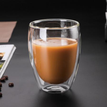 Стеклянные стаканы с двойными стенками  Bodum (Качественная реплика) 350 мл