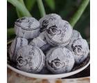 Пуэр Шу «Цзюэ Минцзы Сяо Точа», пуэр с семенами кассии, Мин Кан №24