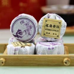 Пуэр Шу «Номисян Юй Бин», пуэр с клейким рисом, Мин Кан №25