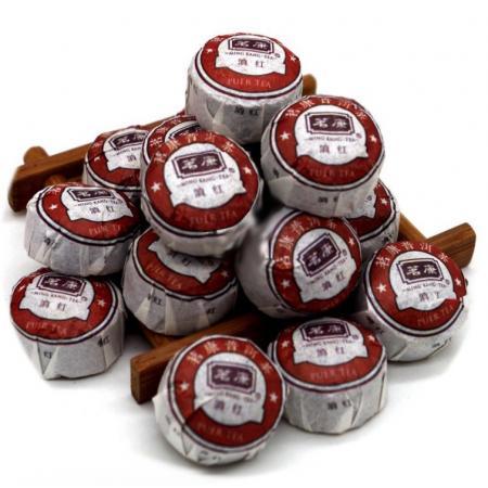 Красный чай «Дянь Хун Сяо Точа»,  Мин Кан №40