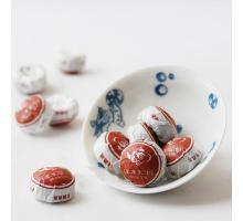 Пуэр Шу «Мэйгуй Сяо Точа», пуэр с розой, Мин Кан №21