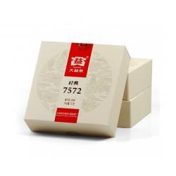 Пуэр Шу Мэнхай Да И 7572, 2018 года, 150 грамм. Оригинал