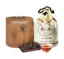"""Пуэр Шу """"Лао Ча Тоу"""" (Старые чайные головы) от завода Юй Му(Yu Mu), 2008 год"""