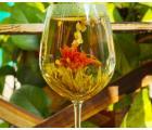 """Связанный чай """"Фея лилии"""" (Шарик зеленого чая с цветком лилии и жасмина)"""