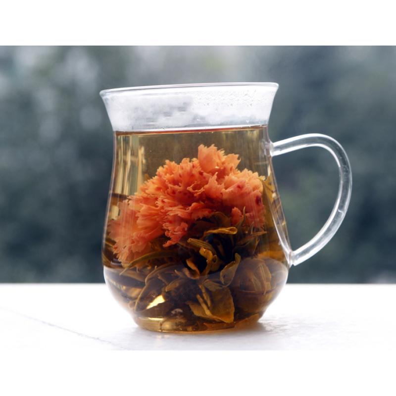 китайский чай с шариками